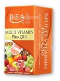 เรียลอิลิคเซอร์ Multi Vitamin Plus Q10