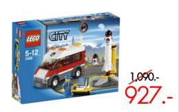 ตัวต่อเลโก้ซิตี้ ฐานปล่อยกระสวยอวกาศ - 3366