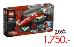 ตัวต่อเลโก้คาร์ ฟรานเซสโก้ - 8678