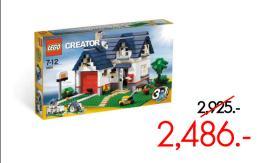 ตัวต่อเลโก้ครีเอเตอร์บ้าน - 5891