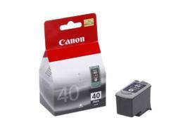 หมึกเครื่องพิมพ์ CANON PG40BK