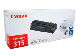 ตลับหมึก CANON Cartridge 315