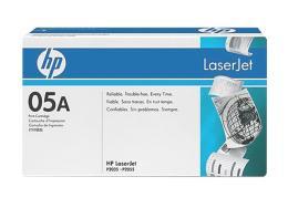 ตลับหมึก HP CE505A
