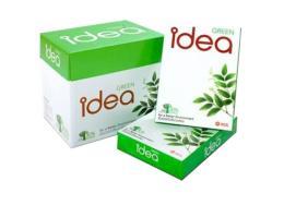 กระดาษ Idea Green