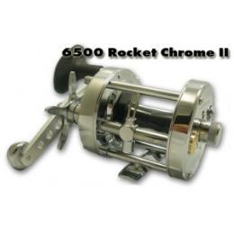 รอกตกปลา ABU GARCIA 6500 ROCKET CHROM II