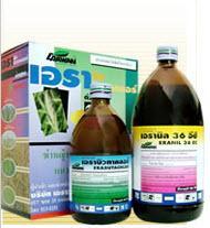สารกำจัดวัชพืช ชนิดน้ำ เอราบิวทาคลอร์ - เอรานิล 36 อีซี