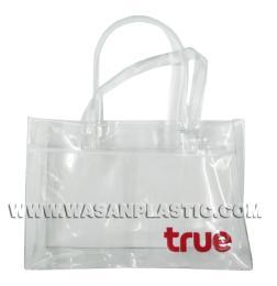 กระเป๋าพลาสติก ทรู