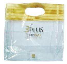 กระเป๋าพลาสติก 3Plus BA300452