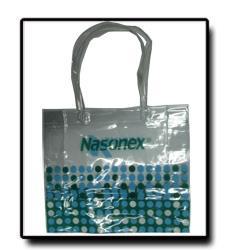 กระเป๋าพลาสติก NASONEX B1-050-1007