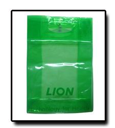 กระเป๋าพลาสติก Lion  B3-050-1002