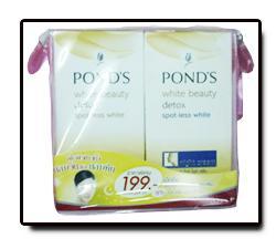 กระเป๋าพลาสติกบรรจุ Pond P2-010350