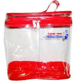 กระเป๋าพลาสติกบรรจุน้ำปลาP3-100852