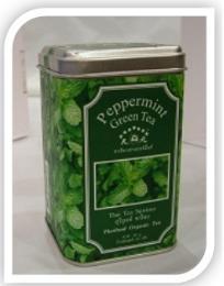ชาเขียวเปปเปอร์มิ้นท์554030