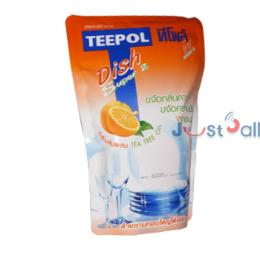 น้ำยาล้างจาน ทีโพลดิชส้ม ขนาด 500 มล.