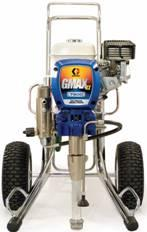 เครื่องพ่นสีน้ำมัน GMAX II 7900 Hi-Boy Cart
