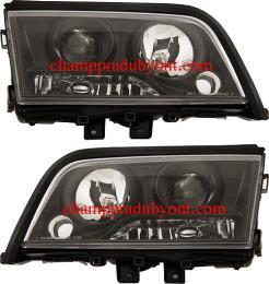 ไฟหน้ารถยนต์ BENZ C-CLASS W202 94-00 ดำ