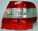 ไฟท้าย AUDI A4 95-00 ขาวแดงเพชร