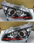 ไฟหน้ารถยนต์    ISUZU ALL NEW D-MAX 11-13