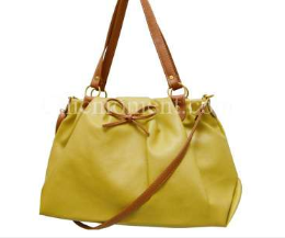 กระเป๋าถือ&สะพาย FB-8197 สีเหลือง