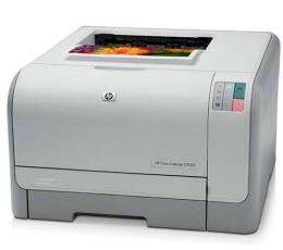 เครื่องปริ้นเตอร์ HP CP1215