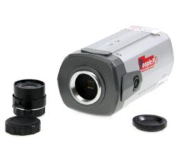 กล้องสีมาตรฐาน Peuple Fu (FU516)+Housing แถมขา