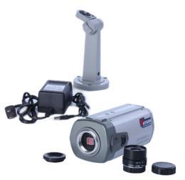 กล้องสีมาตรฐาน WATASHI (WCB007) แถมขา