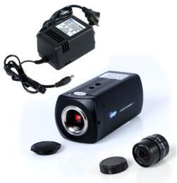 กล้องสีมาตรฐาน WATASHI (WCB044) แถมขา