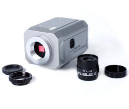 กล้องสีมาตรฐาน WATASHI (WCB045) แถมขา