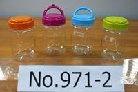 กระปุก PET เล็ก ทรงหกเหลี่ยม NO. 971-2