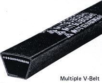 สายพาน ยี่ห้อ MITSUBOSHI รุ่น Multiple V-Belt