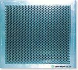 หัวจ่ายเหลี่ยมติดเพดาน แบบ อลูมิเนียมอัด