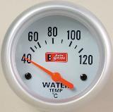 เกจ์วัดอุณหภูมิหม้อน้ำ ขนาด 2.5 นิ้ว สีขาว