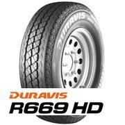ยางสำหรับรถกระบะ Duravis R669 HD