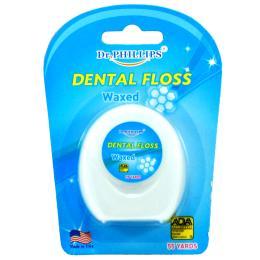ไหมขัดฟัน 55 หลา (สีขาว)