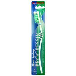 แปรงสีฟันมิราสปริง (สีเขียว)
