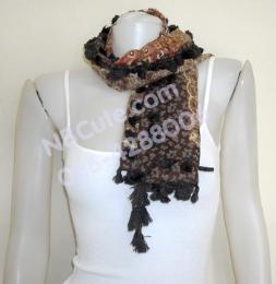 ผ้าพันคอ Q00207BR0