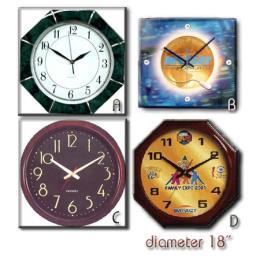 นาฬิกาแขวน 18 นิ้ว