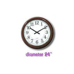 นาฬิกาแขวน 24 นิ้ว