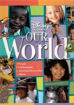 หนังสือต่างประเทศ Disney Learning Our World 81-207-3204-9