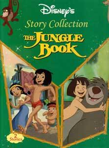 หนังสือต่างประเทศ The Jungle Book Story Collection 81-207-2934-x