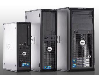 ชุดคอมพิวเตอร์ WL 2553 - Dell OptiPlex 380/7