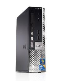 ชุดคอมพิวเตอร์ Dell Optiplex 780 Ultra Small/3