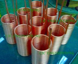 งานสั่งทำท่อทองแดง ขึ้นรูปท่อทองแดงตามแบบ