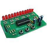 ไฟวิ่ง AVR LED 12 ดวง 16 โปรแกรม