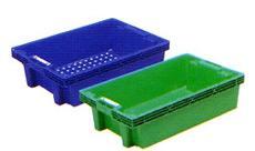 ลังพลาสติกแบบทึบ 004(Green), 004H(Blue) Vol 19 litres