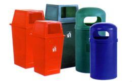 ถังขยะพลาสติก DBS06