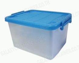 กล่องเอนกประสงค์-มีฝาปิด  มีล้อ NO.2548