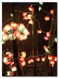 ไฟสายดอกใยผ้าบัว 0014