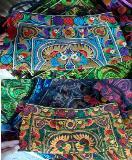 กระเป๋าผ้าม้ง สะพายข้าง BN007