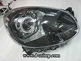 โคมไฟหน้า  Nissan March 0001